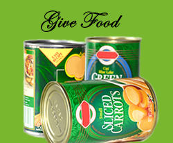 Give food to the Chickasha Food Pantry